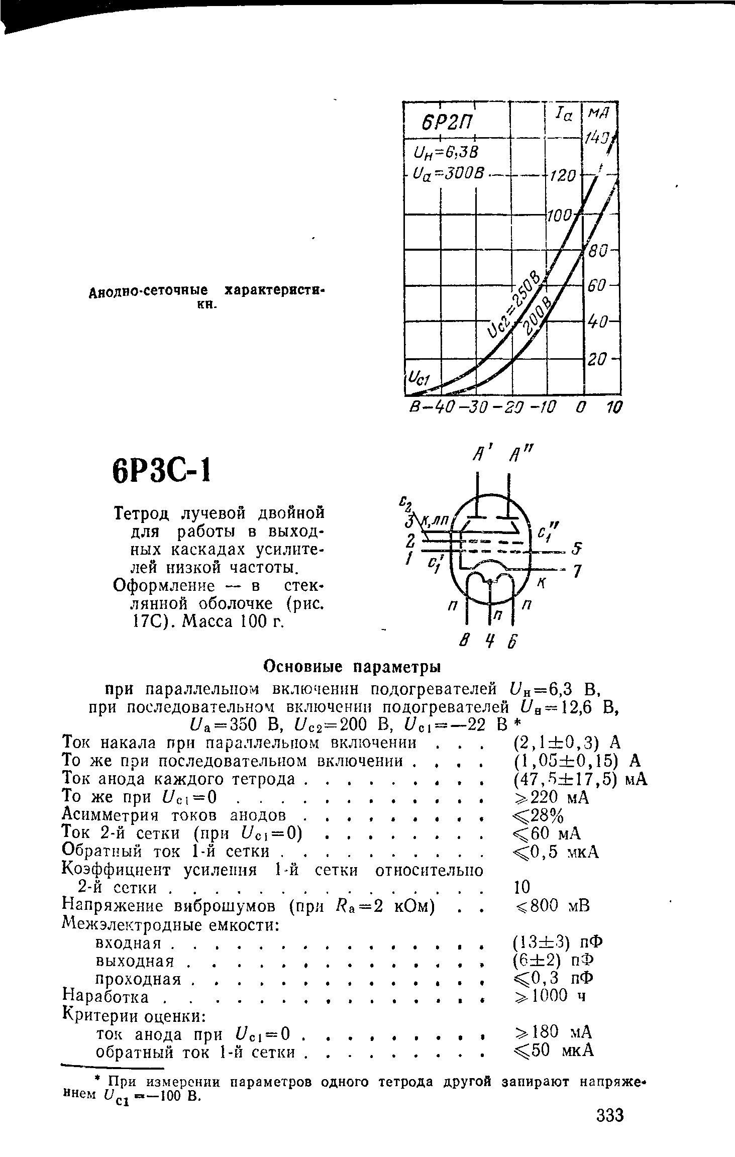 у-100у4.2 схема