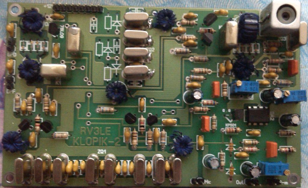 По поводу транзисторов на этой