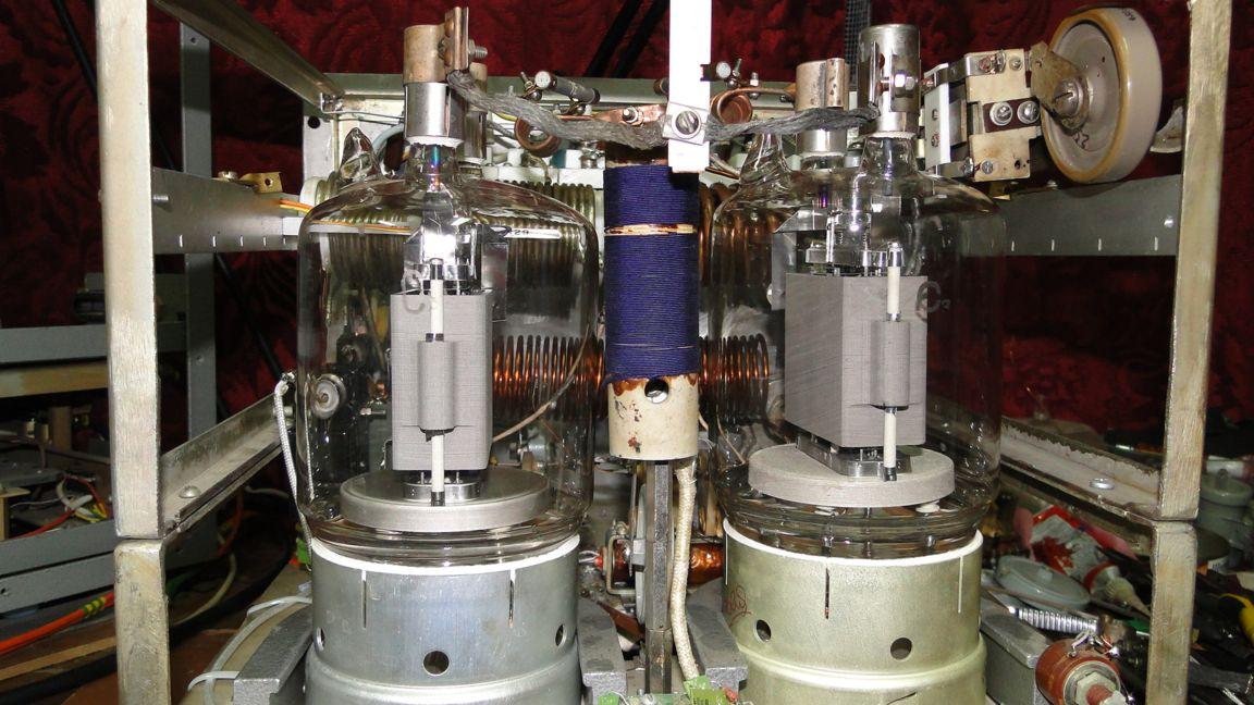 Конструкция трансформатора возбуждения оконечного каскада ...