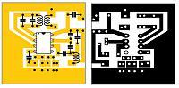 Нажмите на изображение для увеличения.  Название:DCR 7 MHz NE602 PCB-JPG.jpg Просмотров:417 Размер:176.1 Кб ID:308788