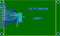 Нажмите на изображение для увеличения.  Название:displey 3.2tft ili9341.JPG Просмотров:503 Размер:619.2 Кб ID:299415