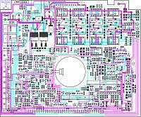 Нажмите на изображение для увеличения.  Название:SW2015_main_PCB_two_sides_from_post_626_contrast_forum.jpg Просмотров:653 Размер:1.33 Мб ID:307570