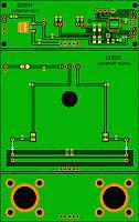 Нажмите на изображение для увеличения.  Название:PCB SWR&PWR SL6.jpg Просмотров:126 Размер:718.2 Кб ID:303639