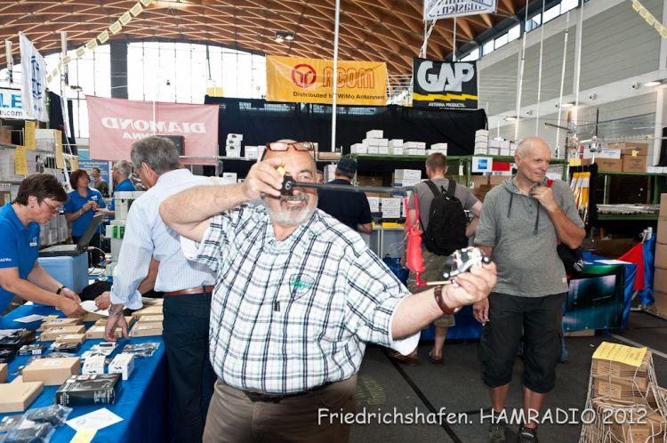 Ham radio friedrichshafen consider