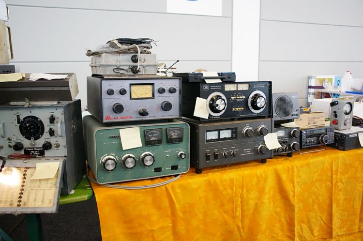 Фридрихсхафен - Ham Radio 2013