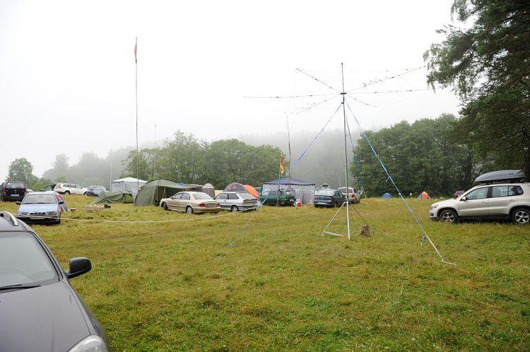 Слет радиолюбителей