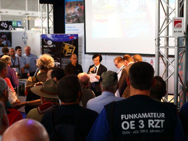 Friedrichshafen - Ham Radio 2015