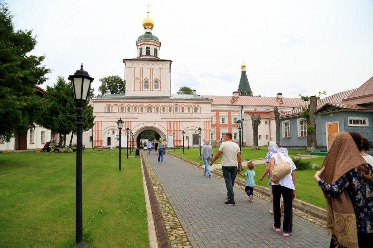 """Слет радиолюбителей """"Валдай 2017"""". Иверский монастырь"""