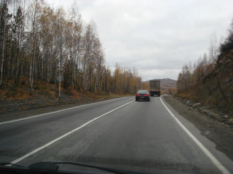 Седой Урал! Трасса Уфа-Челябинск