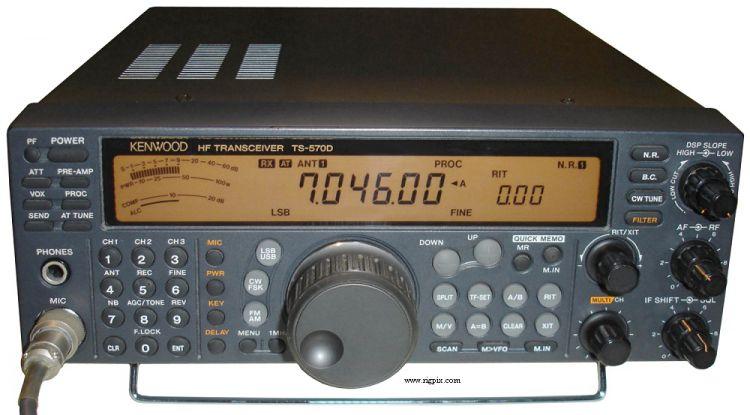 Мой - TS-570d