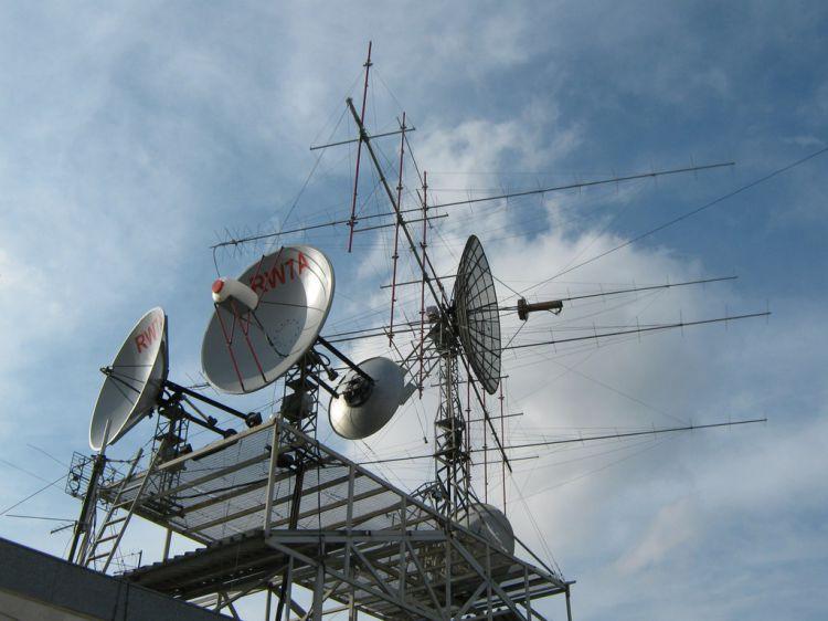 Мои УКВ антенны. RW7A. KN95na