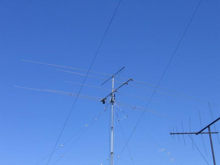 Антеннофидерные устройства для радиолюбителей и