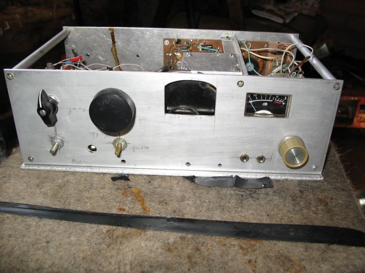 Трансивер тополь схема.