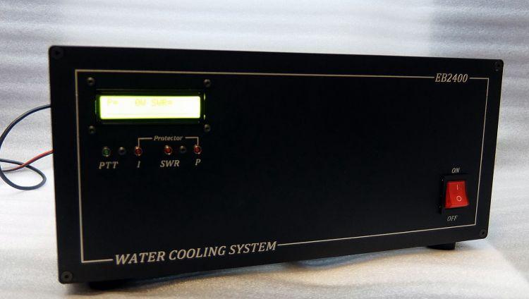 КВ/6м 2400 Вт усилитель мощности на BLF188XR 2шт. водяное охлаждение