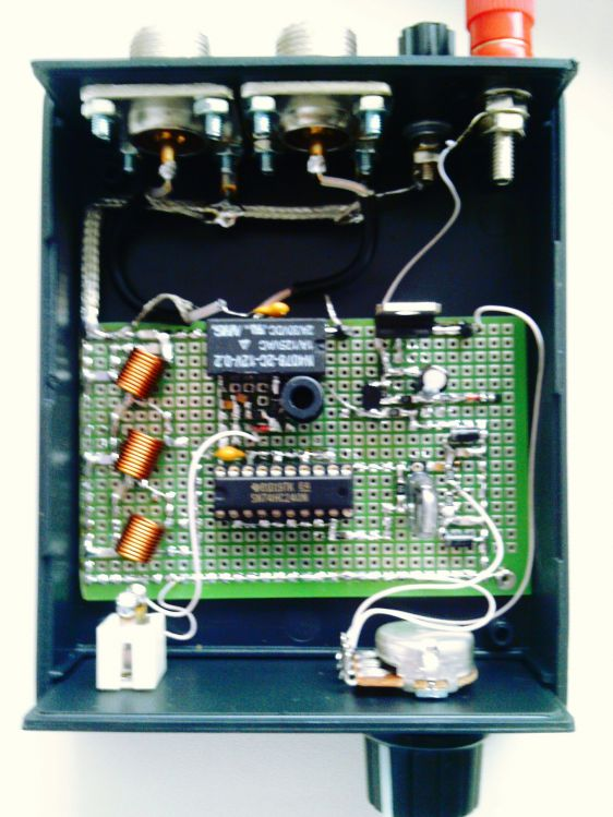 QRPp TX 100-200 mWt