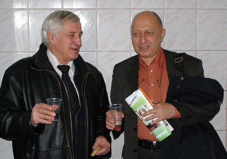 RA1AHX ex RU1NL - Борис, UA1ALW-Александр