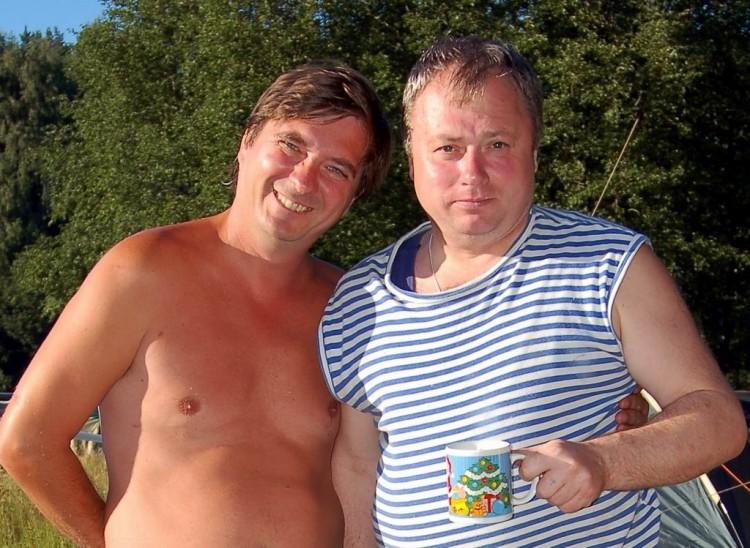 Игорь и Игорь
