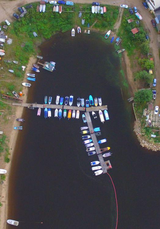 Наша база торпедных катеров 2017г