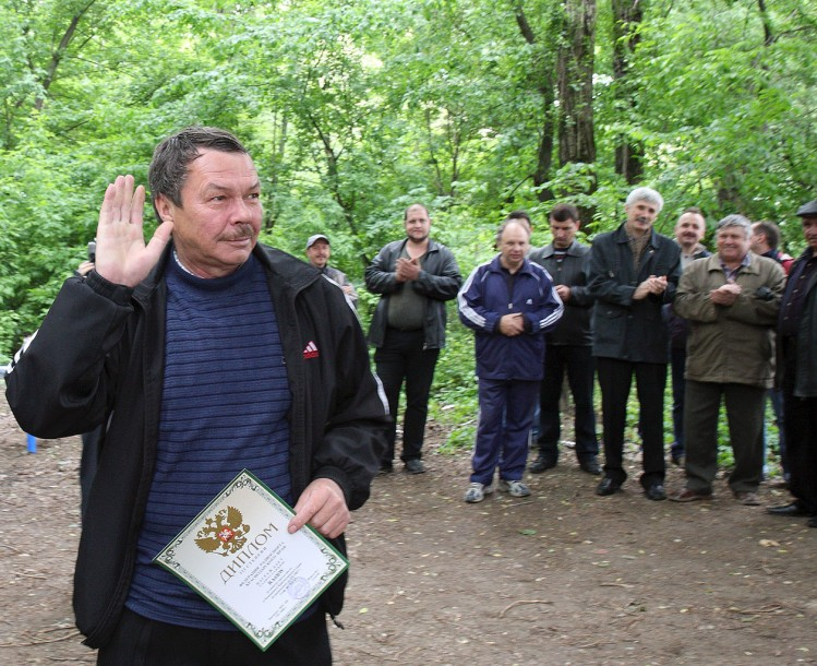 Краснодар, 10 мая 2008г. День Радио