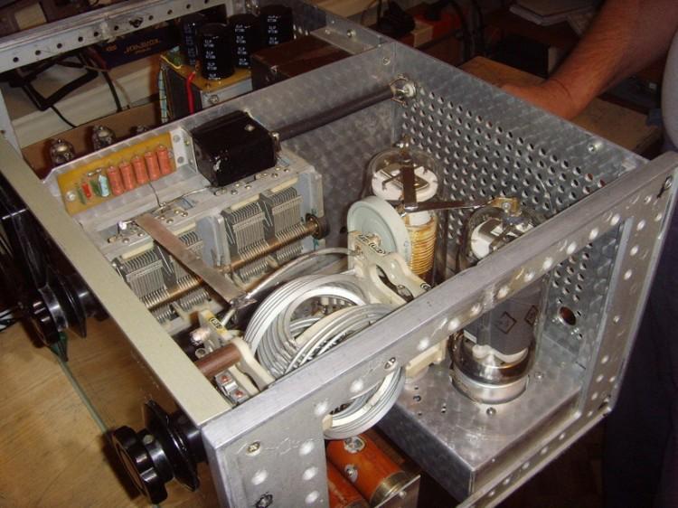 Усилитель мощности на ГУ-72 - Усилители мощности ВЧ ...