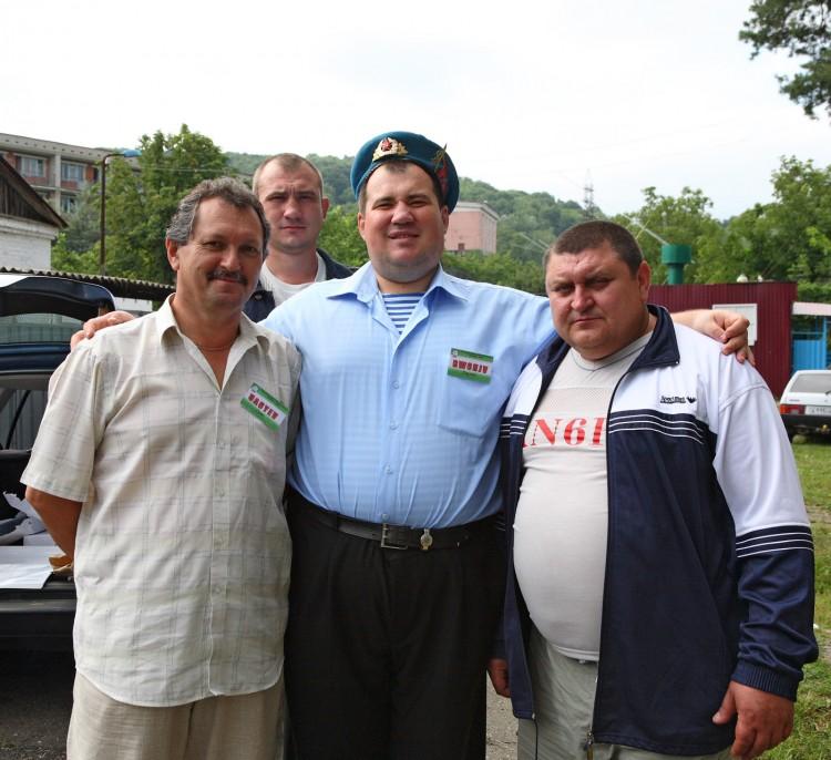 Слет Радиолюбителей Юга России 2008 г