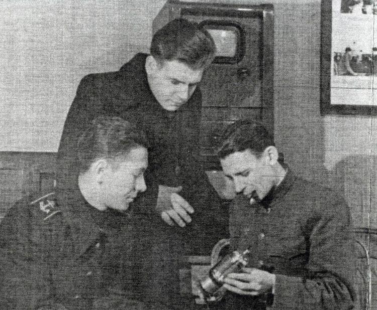 1952.Радиоклуб в Рязани.Описание ниже