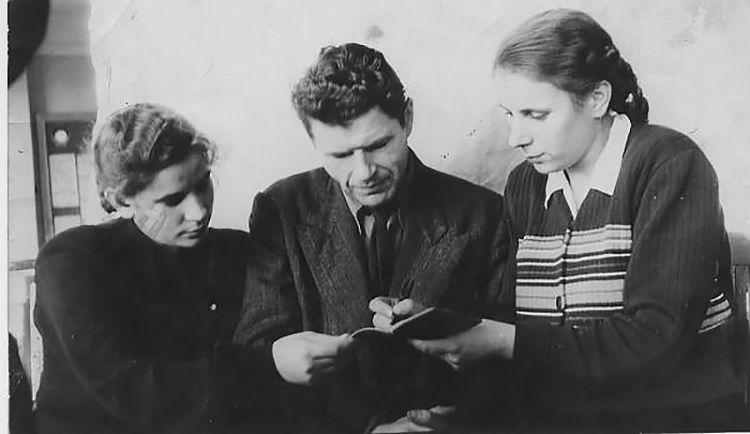 1961. В Рязанском Радиоклубе.