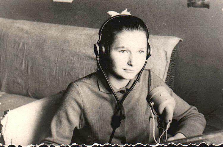 1966. Савушкина Татьяна. UA3KNH