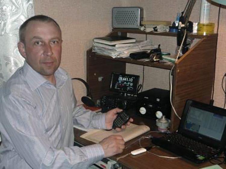 RC2SA. Владимир Ледяхов