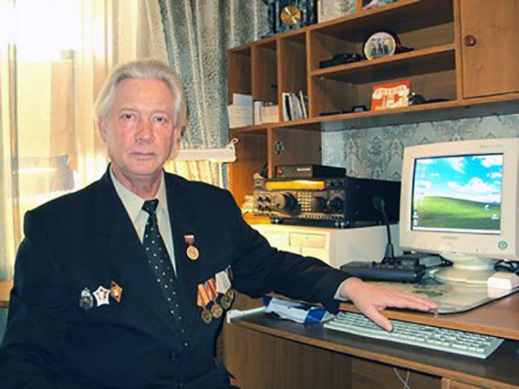 UA3SAG.Виктор Сироткин. Рязань