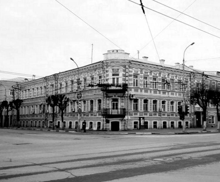 1946-1995. Областной Радиоклуб. ул. Революции, 11.
