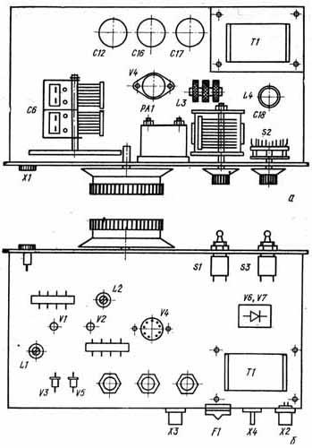 схема модулятора