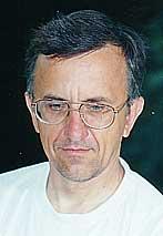 Сергей Л.Чучанов (UR3IRS) - июль 2001 год, г.Дружковка, УКРАИНА