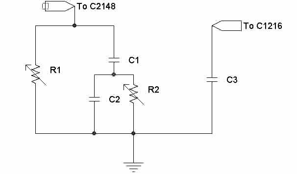 С3 – дисковый конденсатор