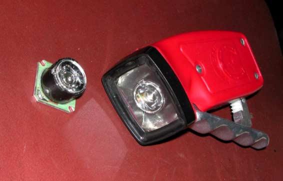 Как сделать светодиодах фонарик