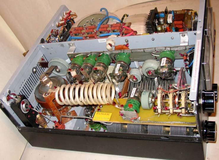 мощность лампы ГУ-74Б