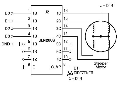 Схема подключения двигателя в эпу.