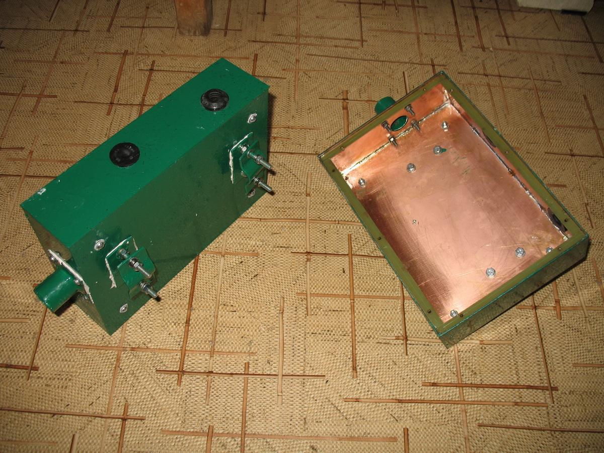МШУ на 144 и 432 мГц на GaAs FET   rw3azru