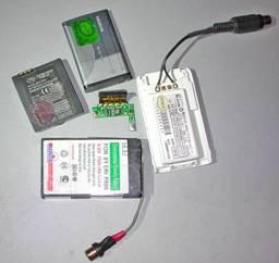 Светодиодные фонари на литий-ионных аккумуляторах с бареттерными...
