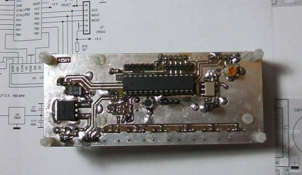 частоты. Микросхема Si570