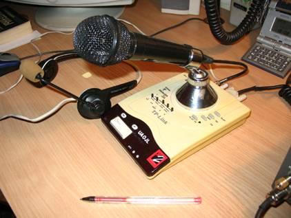 Микрофон для конференций своими руками