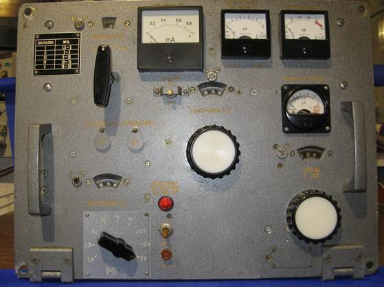 Усилитель мощности на ГУ-81М на базе УМ от Р-140