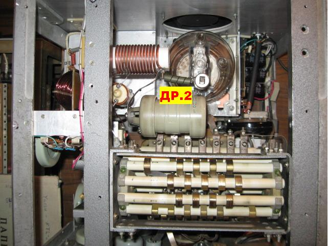 Перед тем как установить лампу ГУ-81М в усилитель мощности, необходимо подвергнуть ее процедуре жестчения (Рис.7) .