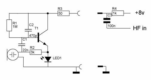 Емкость конденсатора С1
