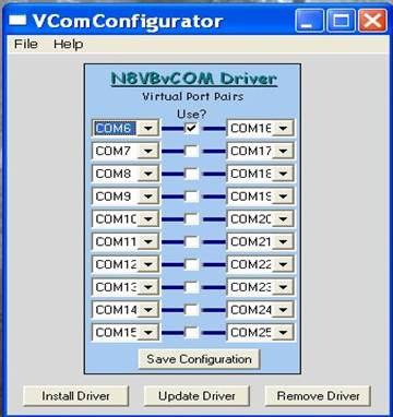 stm32 virtual com port driver win 10 download