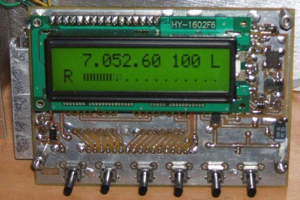 микросхем DDS синтезаторов