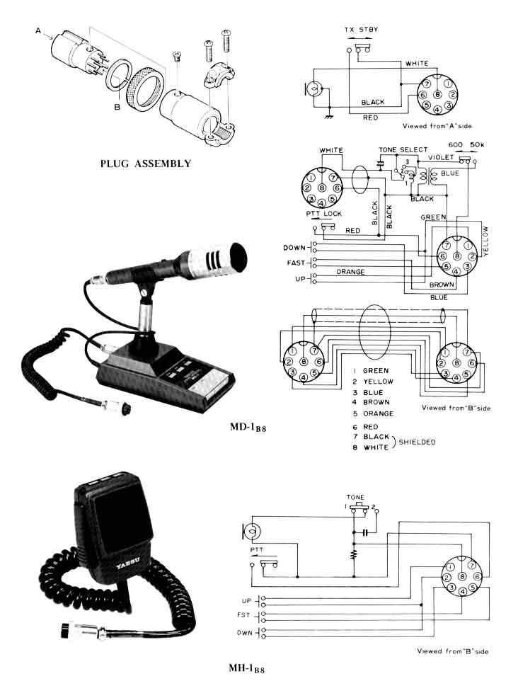 схема распайки микрофона xlr