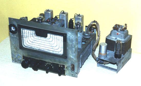 ПТС-47. Модель 1947 г.