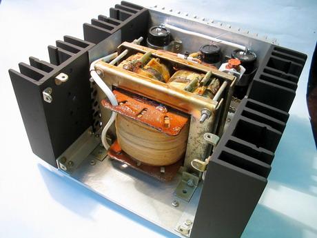 Трансформатор использован от