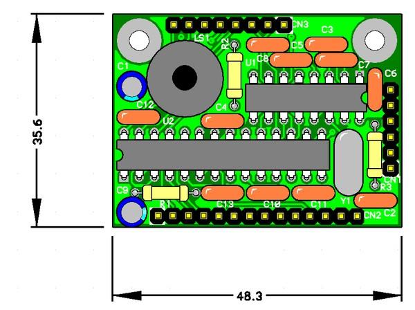 4) в окне списка компонентов name component найдите имя резистора с мощностью рассеяния 0,25 вт - r250 и щелкните по нему левой